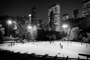 Wollman Ice Rink, Central Park