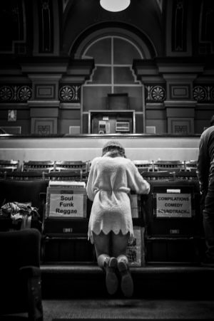 Prayer to the God of Vinyl