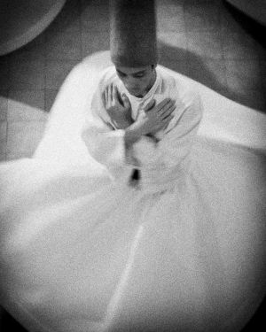 Whirling Dervish, Istanbul