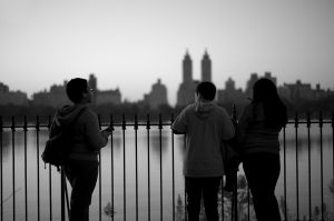 Onassis Reservoir, Central Park, NYC